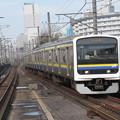 Photos: 内房線209系2100番台 C401編成