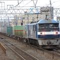Photos: EF210-137+コキ