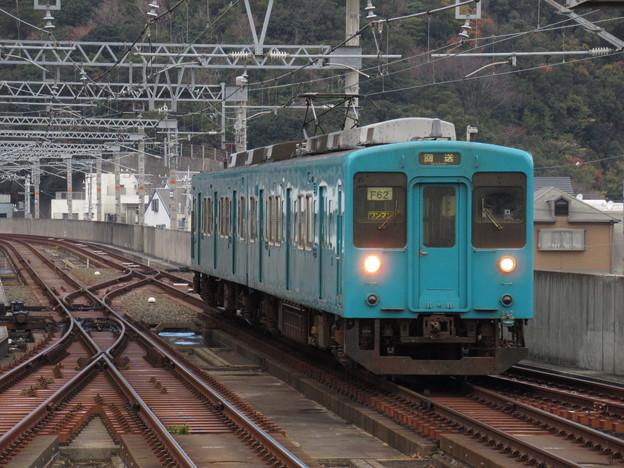 きのくに線105系 SF005編成(クモハ105-30F)