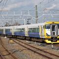 Photos: 回送列車E257系500番台 NB-08編成