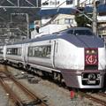 伊豆クレイル号651系1000番台 IR01編成