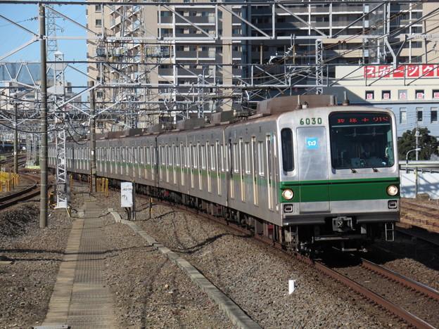 東京メトロ千代田線6000系 6130F