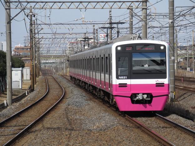 新京成線N800形 N838F