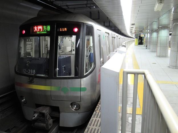 都営大江戸線12-000形 12-391F