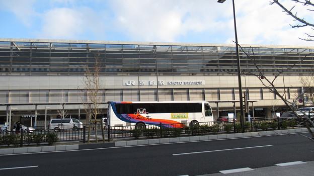 京都駅 南口