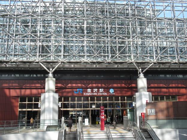 [JR西日本]金沢駅 東口