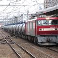 Photos: EH500-78+タキ