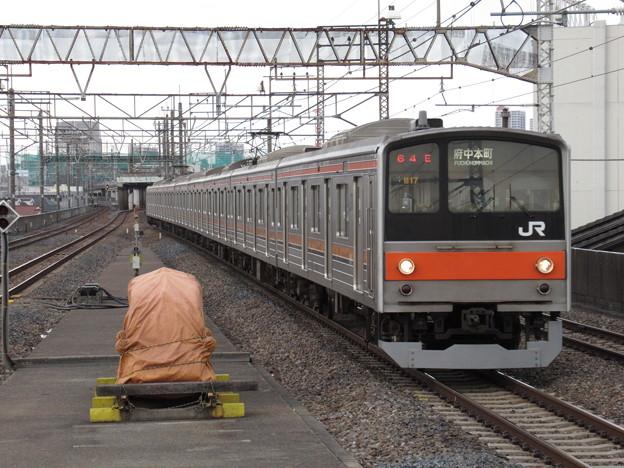 武蔵野線205系5000番台 M17編成
