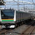 Photos: 高崎線・上野東京ラインE233系3000番台 E-05+S-30編成