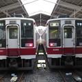 東武6151F・6166F 2並び