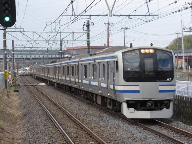 エアポート成田E217系 Y-42編成