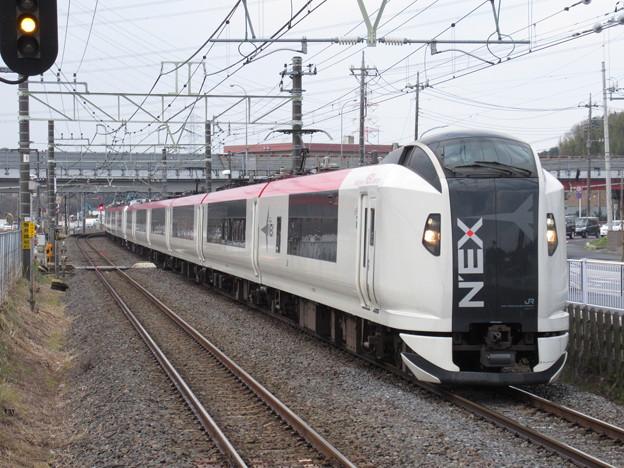 成田エクスプレスE259系 Ne017+Ne003編成