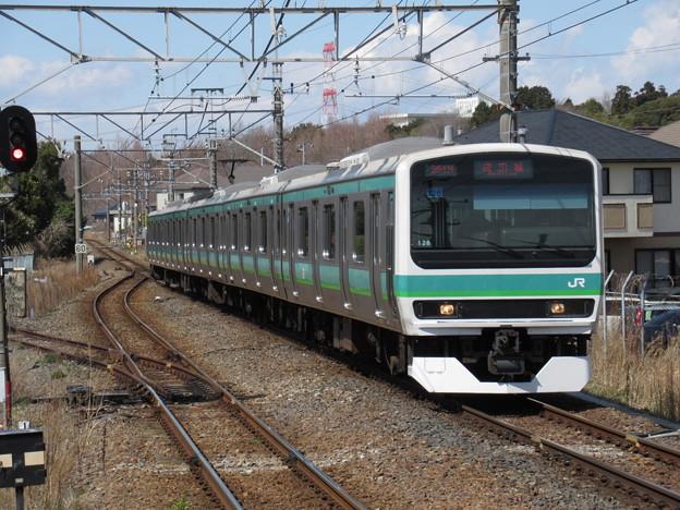 成田線E231系0番台 マト126編成