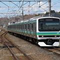 Photos: 成田線E231系0番台 マト126編成