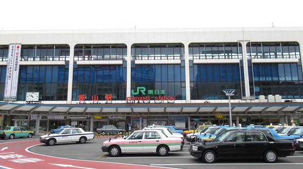 [JR東日本]郡山駅 西口