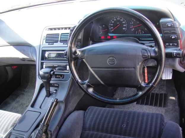 日産 Z32フェアレディZ レッド (4)