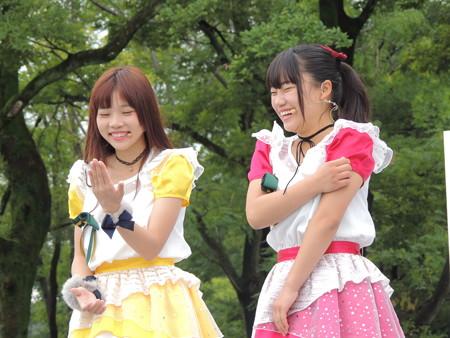 10/9(日) 稲沢サンドフェスタにご当地アイドル・ご当地キャラクターが大集合ですよ。