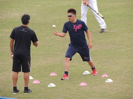 若松駿太選手。