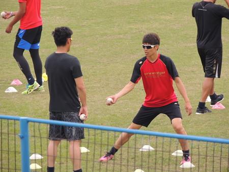 岡田俊哉選手。