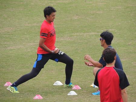 小川龍也選手。