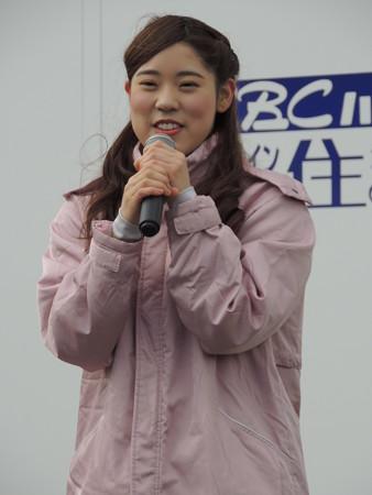 若泉茉甫さん。