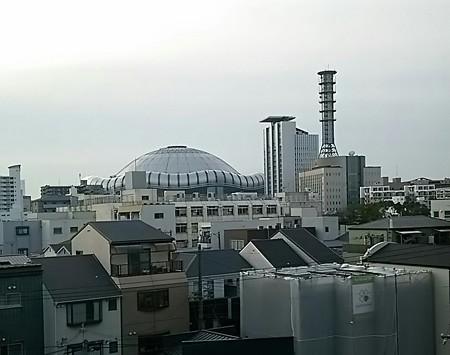 京セラドーム。