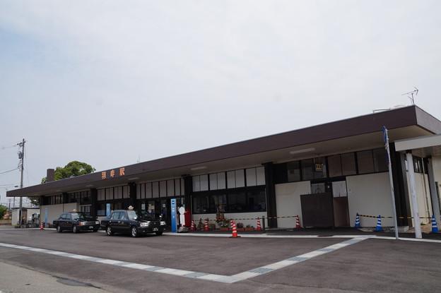 羽咋駅・七尾線