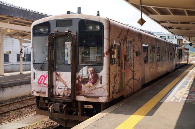 のと鉄道の気動車