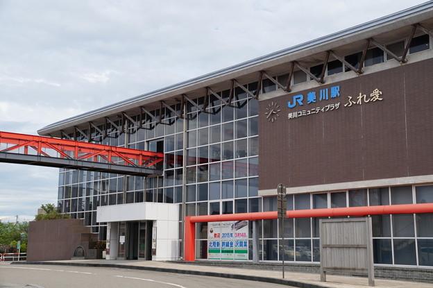 美川駅・北陸線