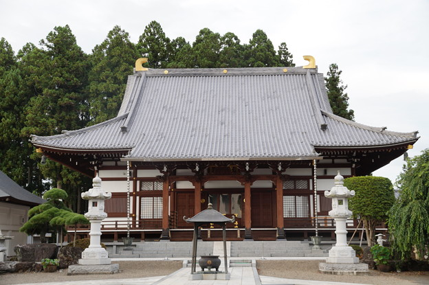 瓜連 常福寺 2