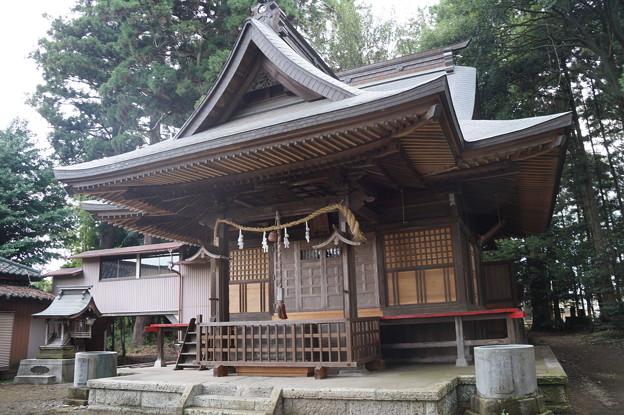 瓜連 素鵞神社