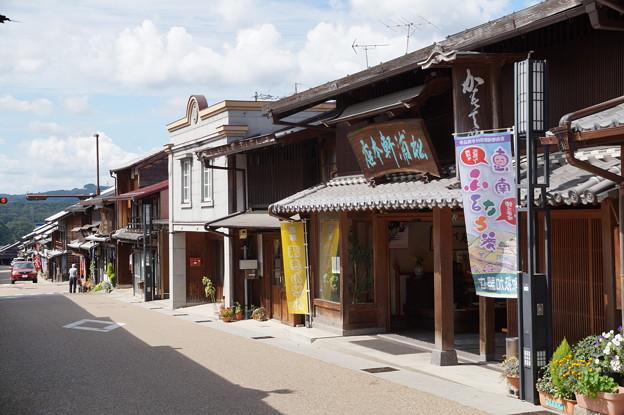 岩村町 本通り 2