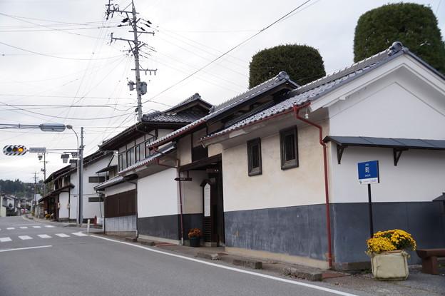 旧芦田宿本陣門