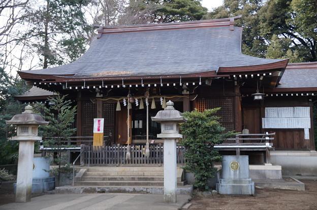 城山熊野神社