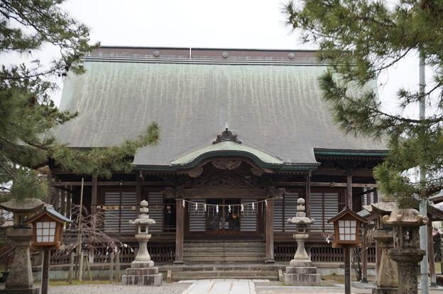 直江津 八坂神社