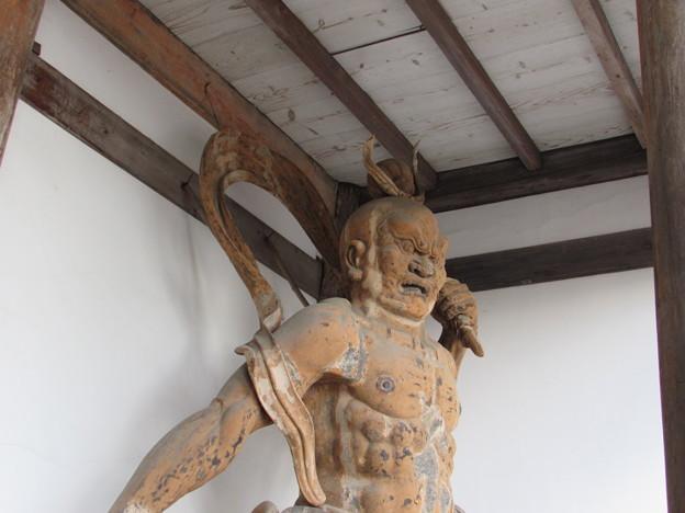 宝積寺・仁王門