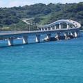 写真: 快晴の日の角島大橋   DSC00639
