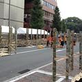 写真: 10月11日の熊本市   NEC_7111
