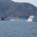 フェリー乗船(呉 ~ 広島港)   DSC00502