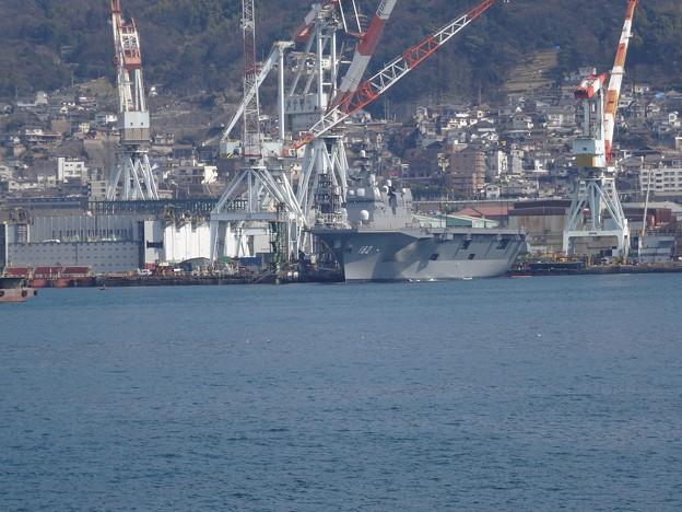 フェリー乗船(呉 ~ 広島港)   DSC00409