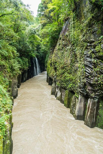 真名井の滝-1
