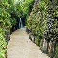 写真: 真名井の滝-1