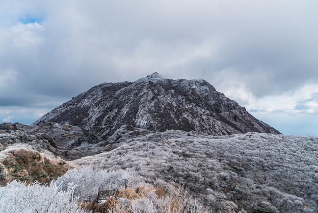 普賢岳から平成新山