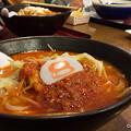 写真: 野菜トマトラーメン