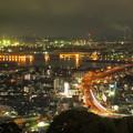 Photos: 若戸大橋工場夜景