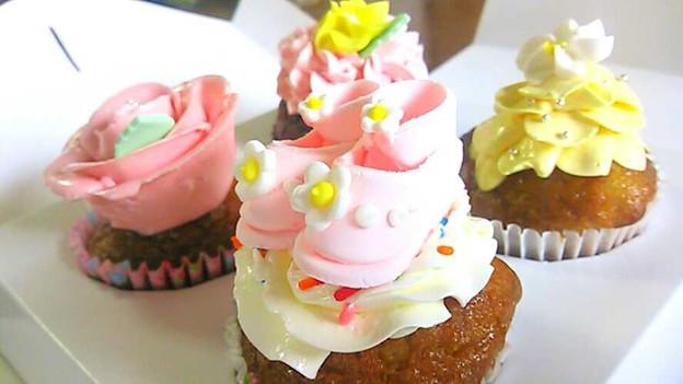 カップケーキ♪1