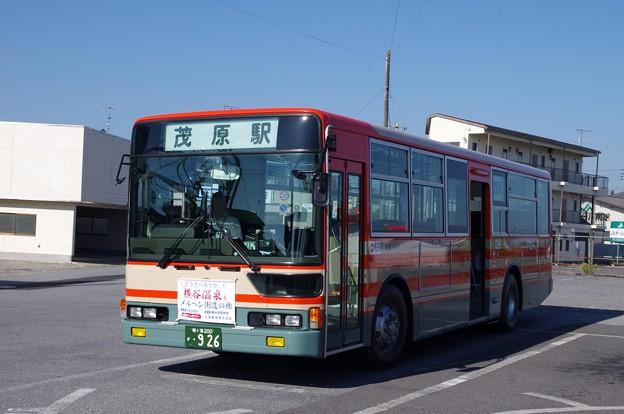 小湊鉄道バス 袖ヶ浦200 か・926