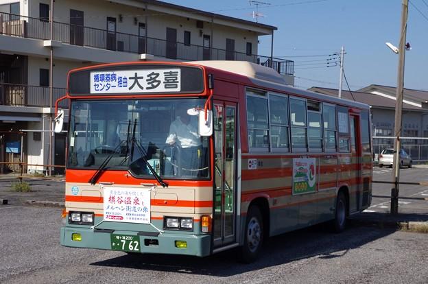 Photos: 小湊鉄道バス 袖ヶ浦200 か・762
