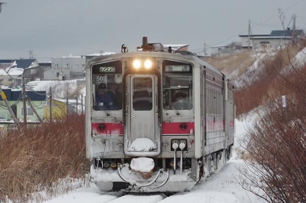 キハ54-502~編成