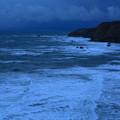 Photos: 波の華吹雪く